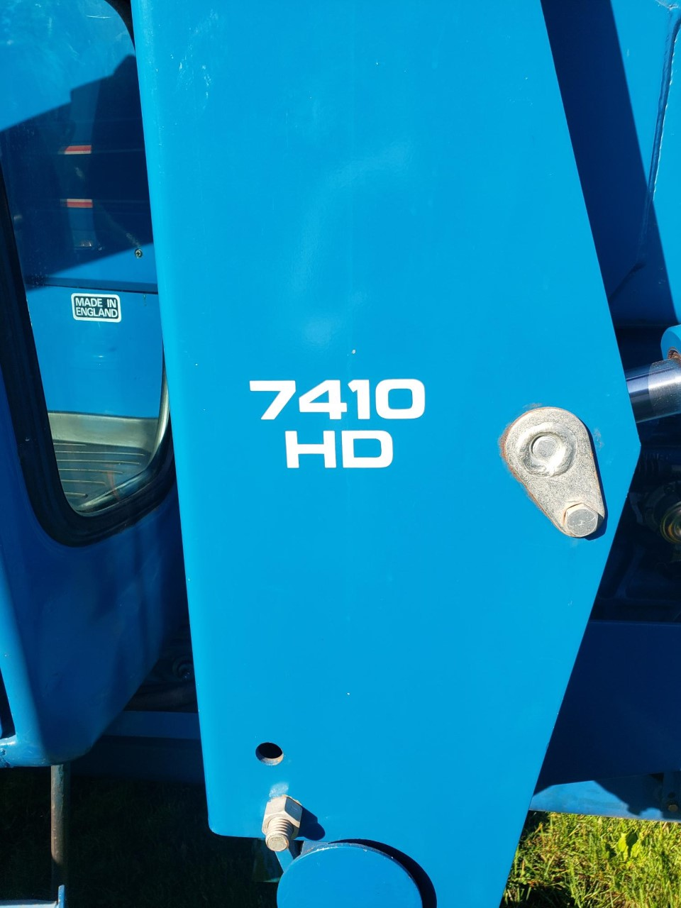Used FORD 6610 SERIES 2 $29,500.00