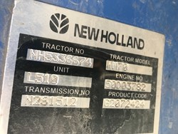 NEW HOLLAND WM70 #1