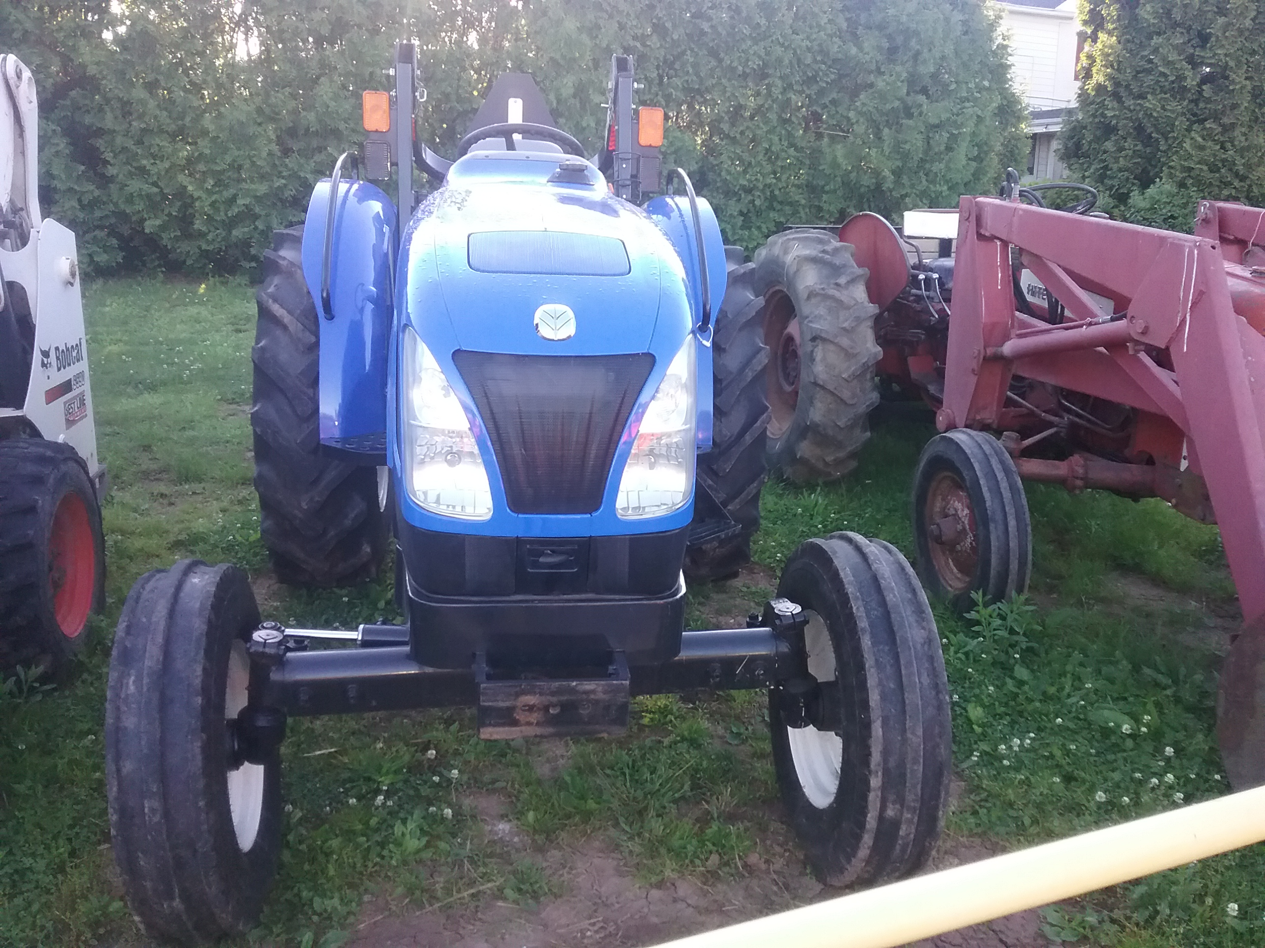 Used NEW HOLLAND WORKMASTER 70 $18,900.00