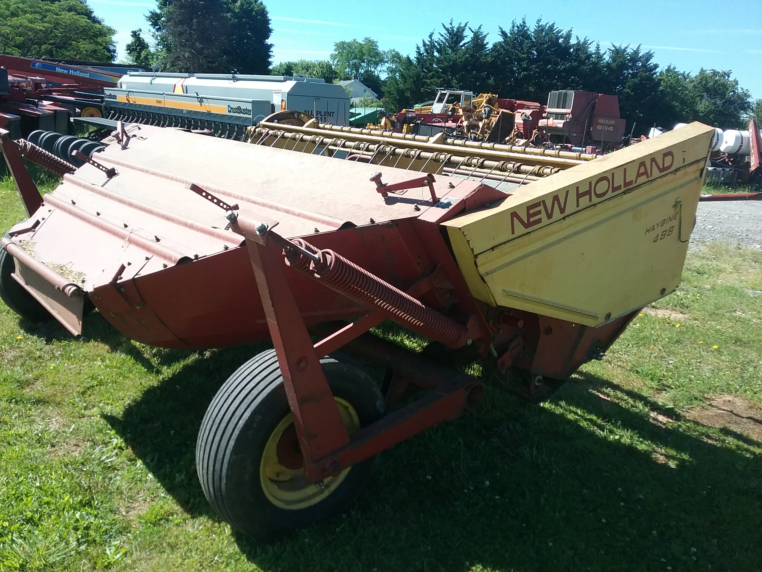 Used NEW HOLLAND 488 $3,495.00