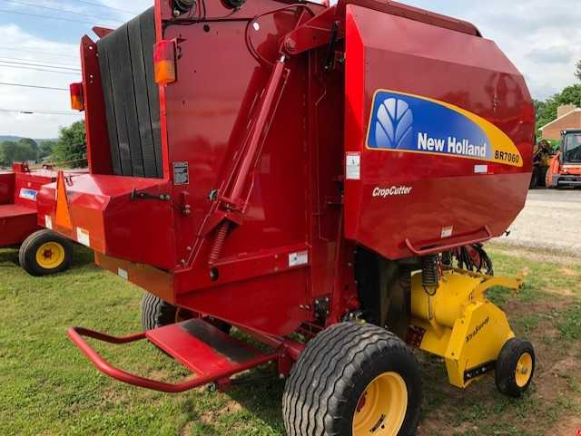 Used NEW HOLLAND 7060NC $16,900.00