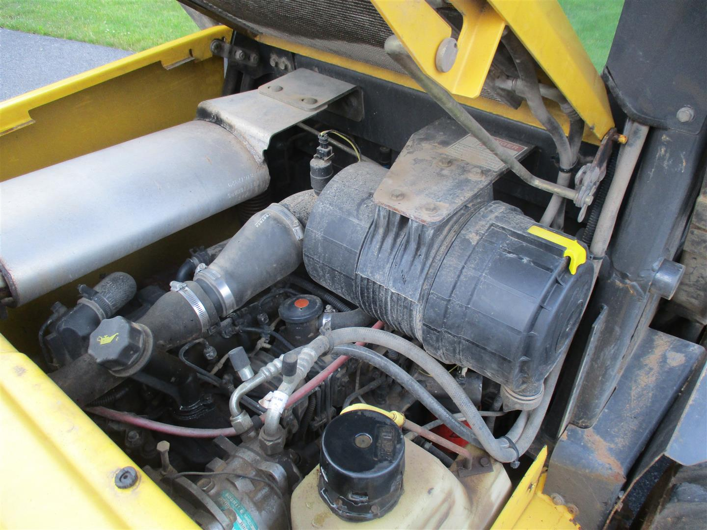 Used NEW HOLLAND L185 $22,900.00