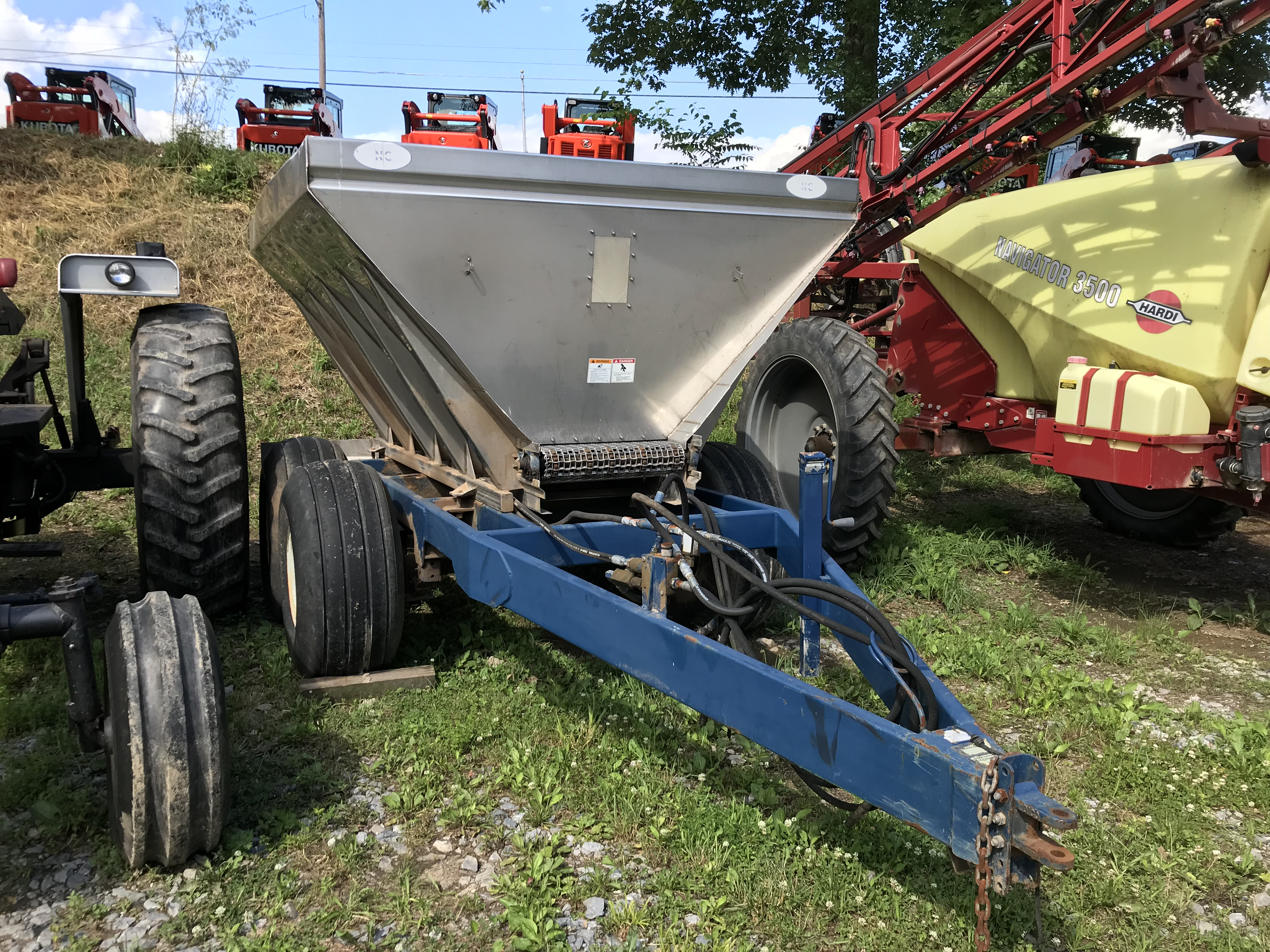 Used NEWTON CROUCH 47NC92TH2 $10,595.00