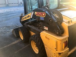 New Holland L220 used picture