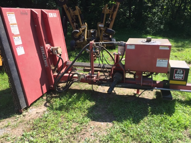 Used BUSH HOG SM60R $5,995.00