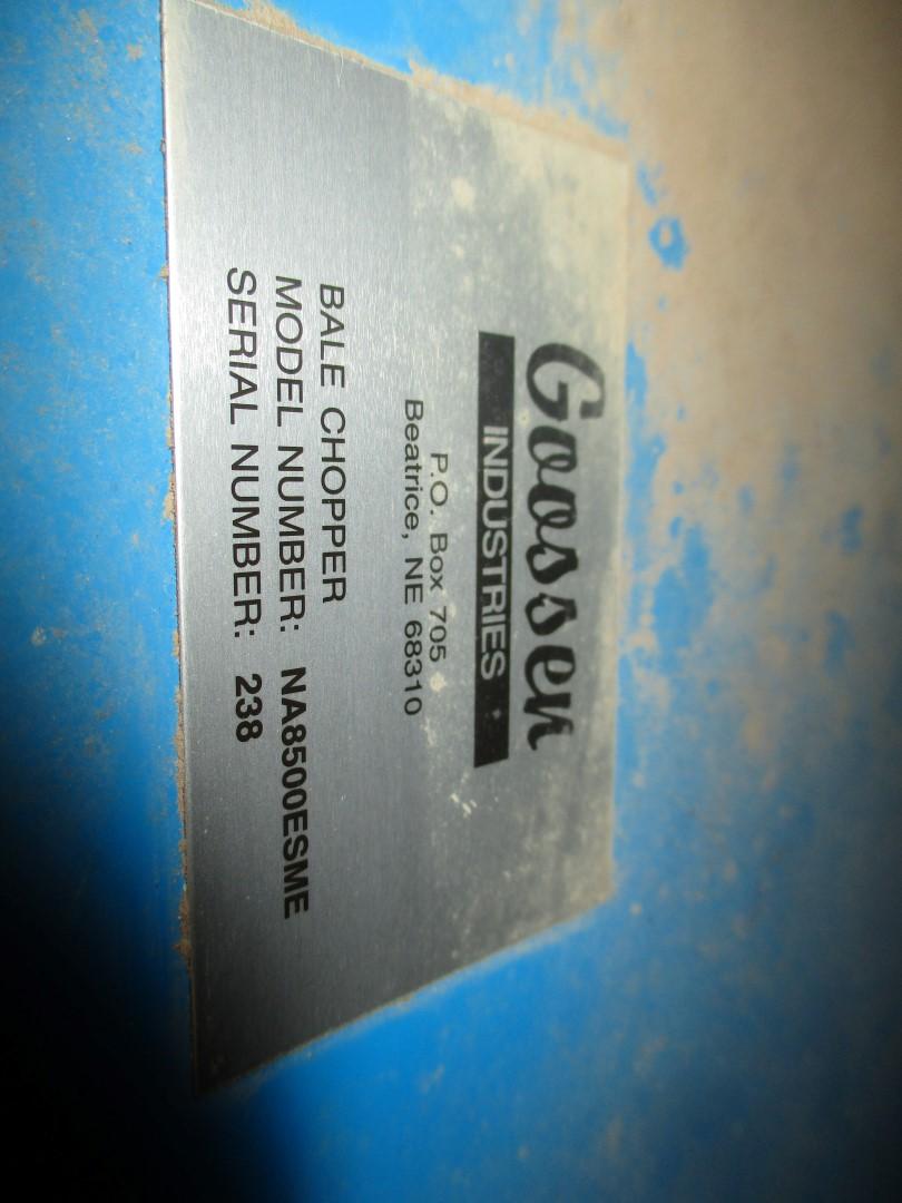 Used HARPER NA8500ESME $3,700.00