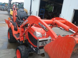 Kubota BX25D used picture