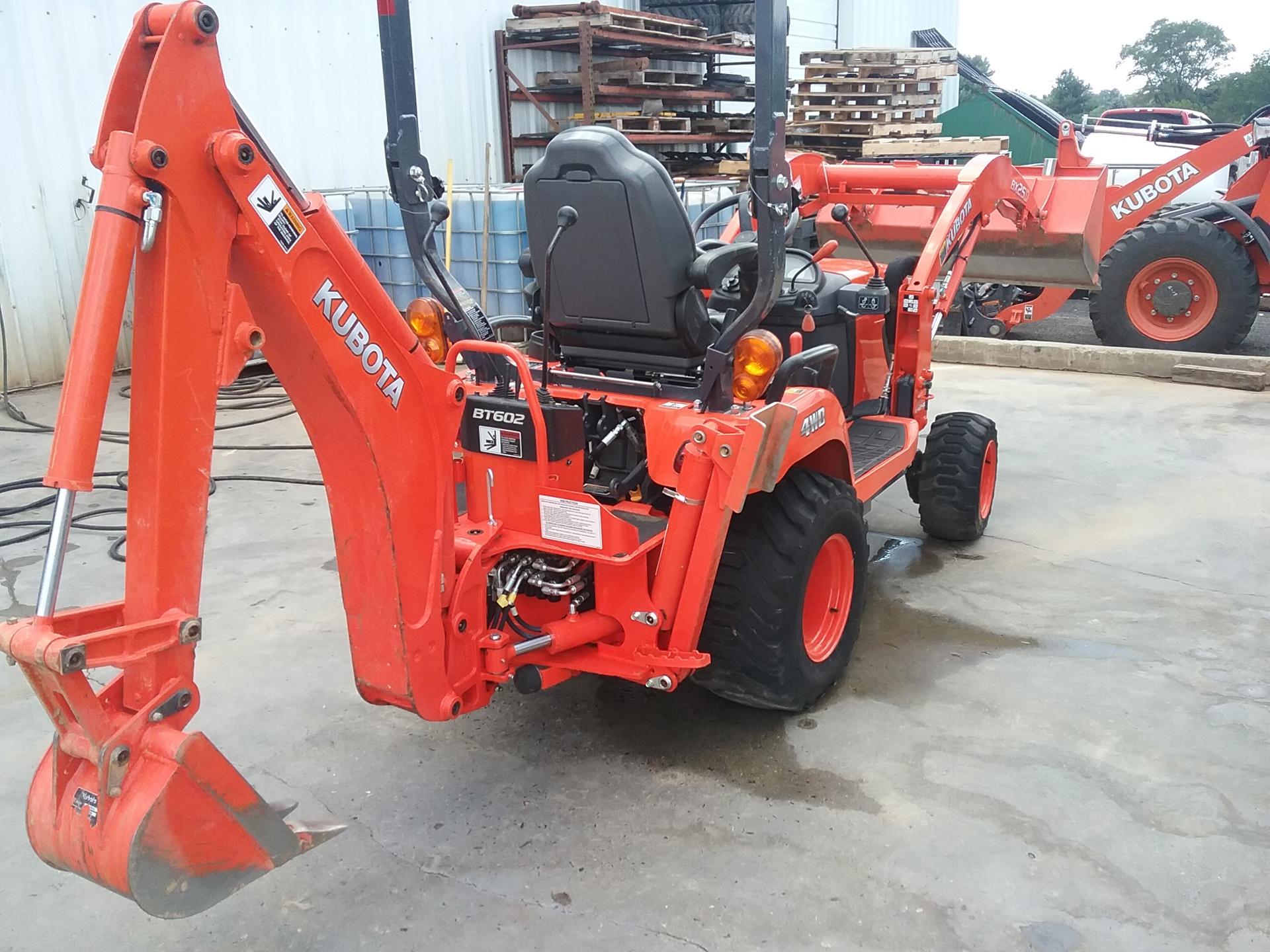 Used KUBOTA BX25D $14,500.00