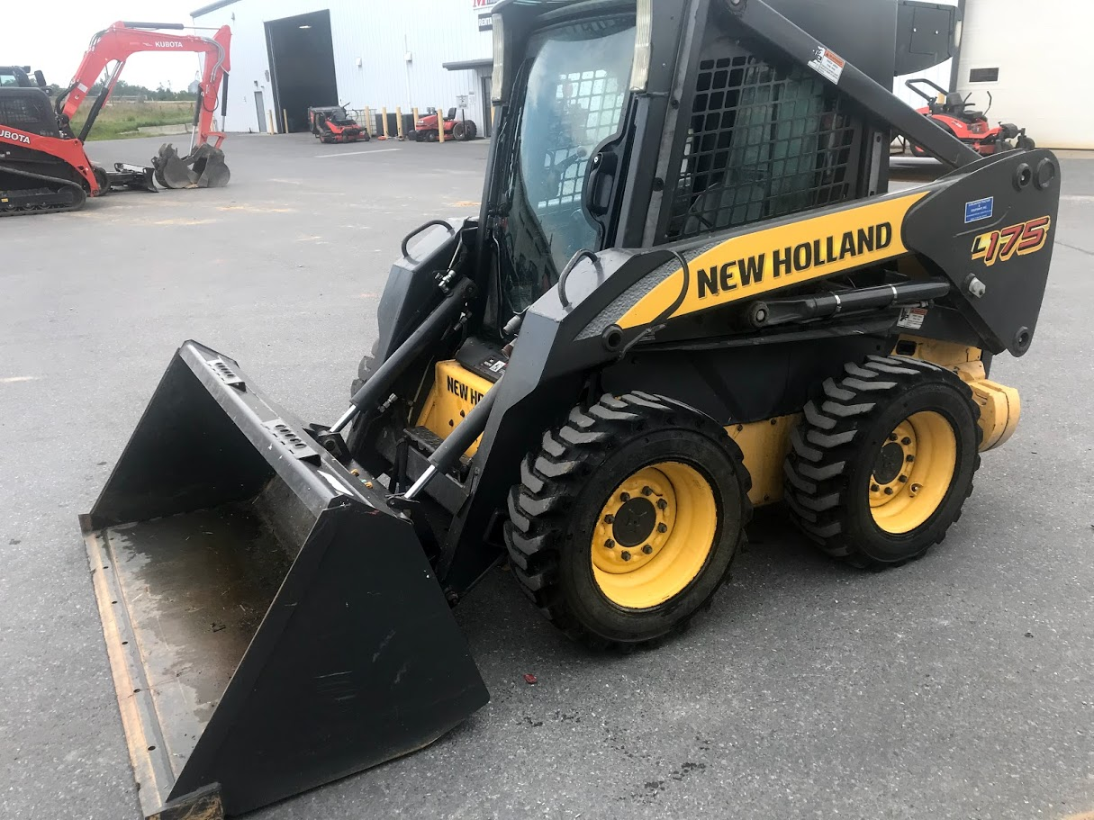 Used NEW HOLLAND L175 $20,900.00