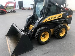 New Holland L175 used picture
