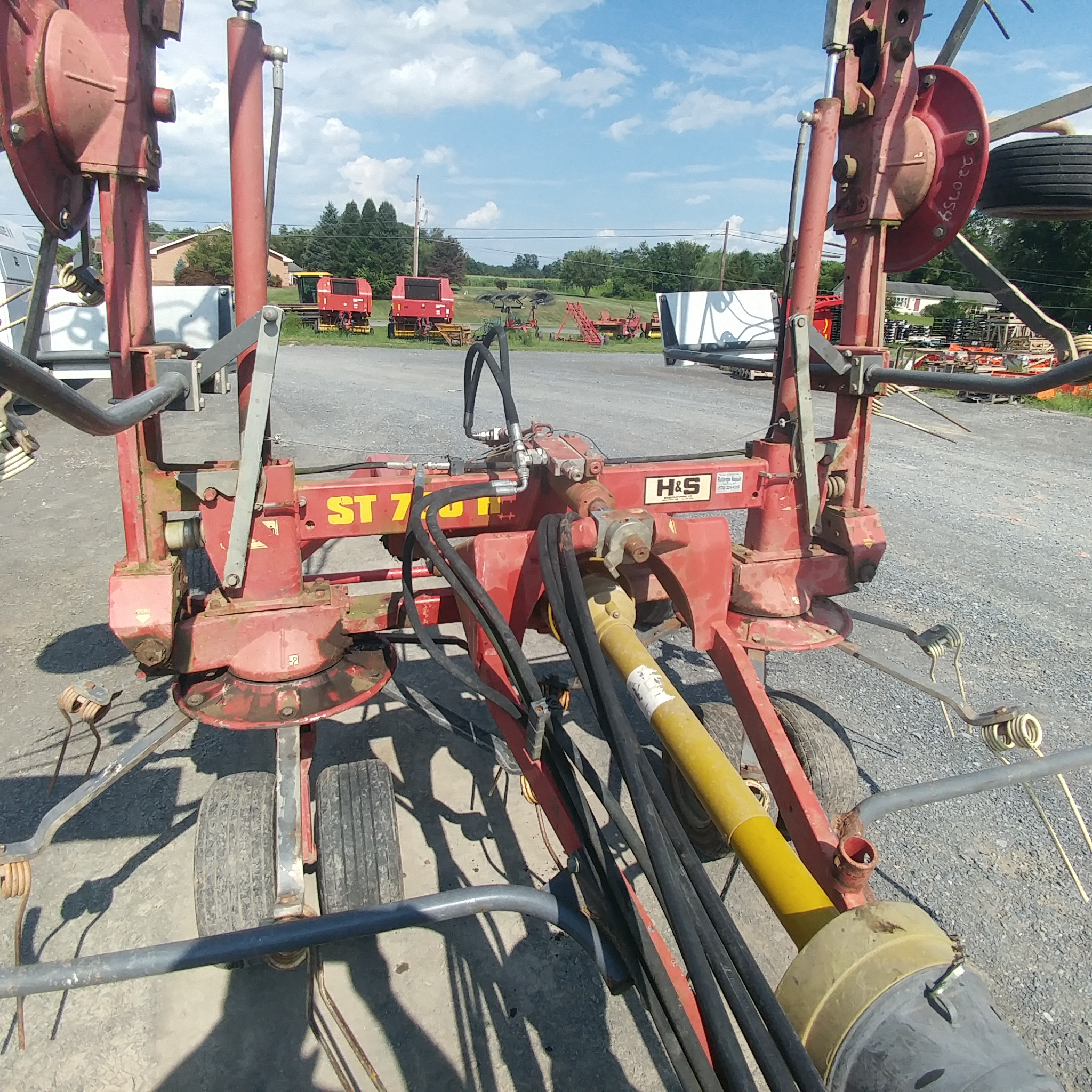 Used H&S ST780H $5,800.00