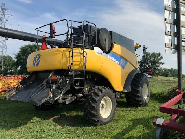 Used NEW HOLLAND CR9060 $169,000.00