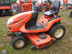 Kubota GR2120-54 used picture
