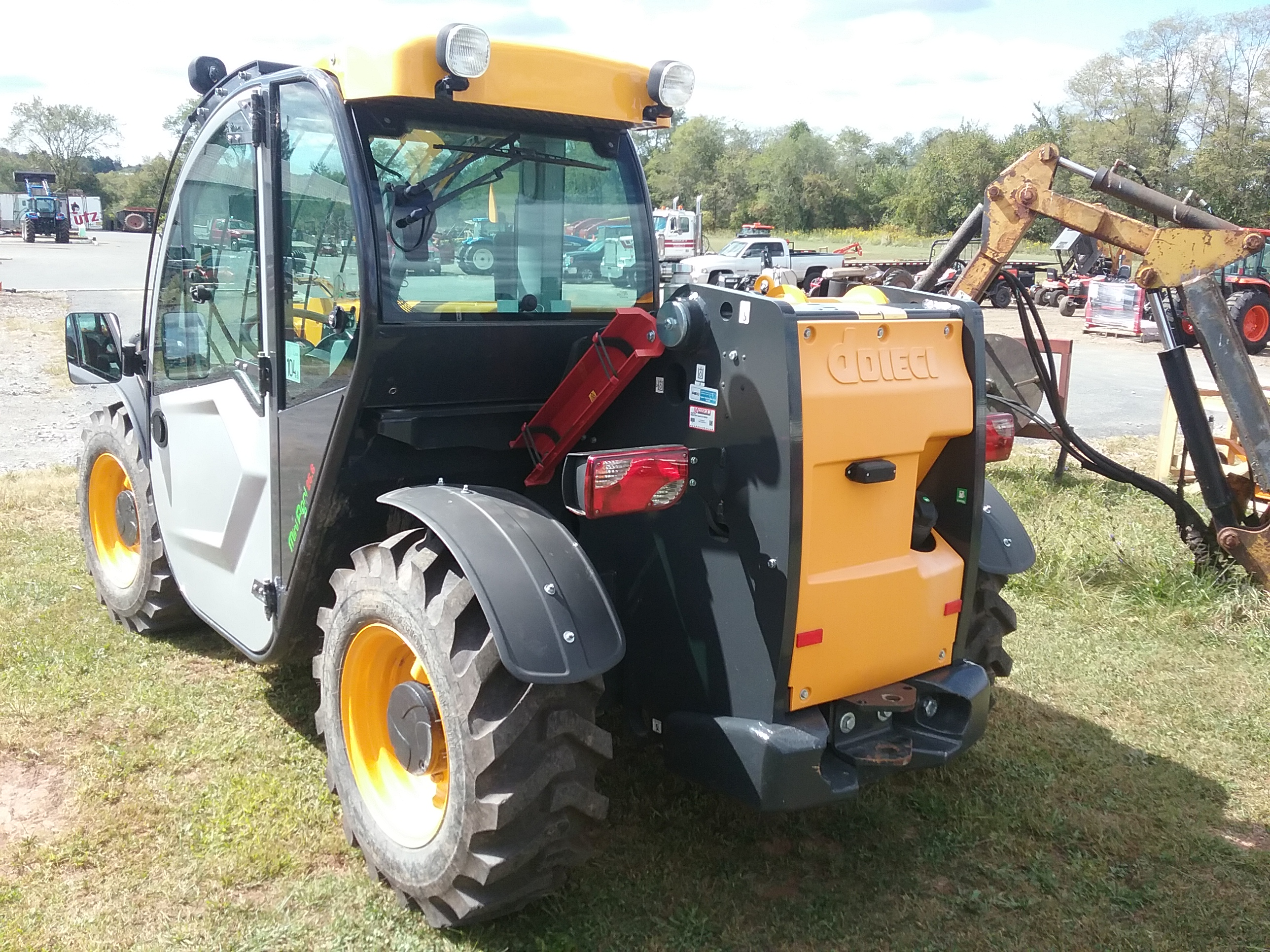 Used DIECI 25.6 $58,900.00