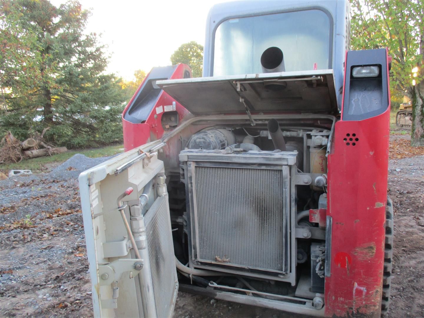 Used TAKEUCHI TL130 $21,800.00