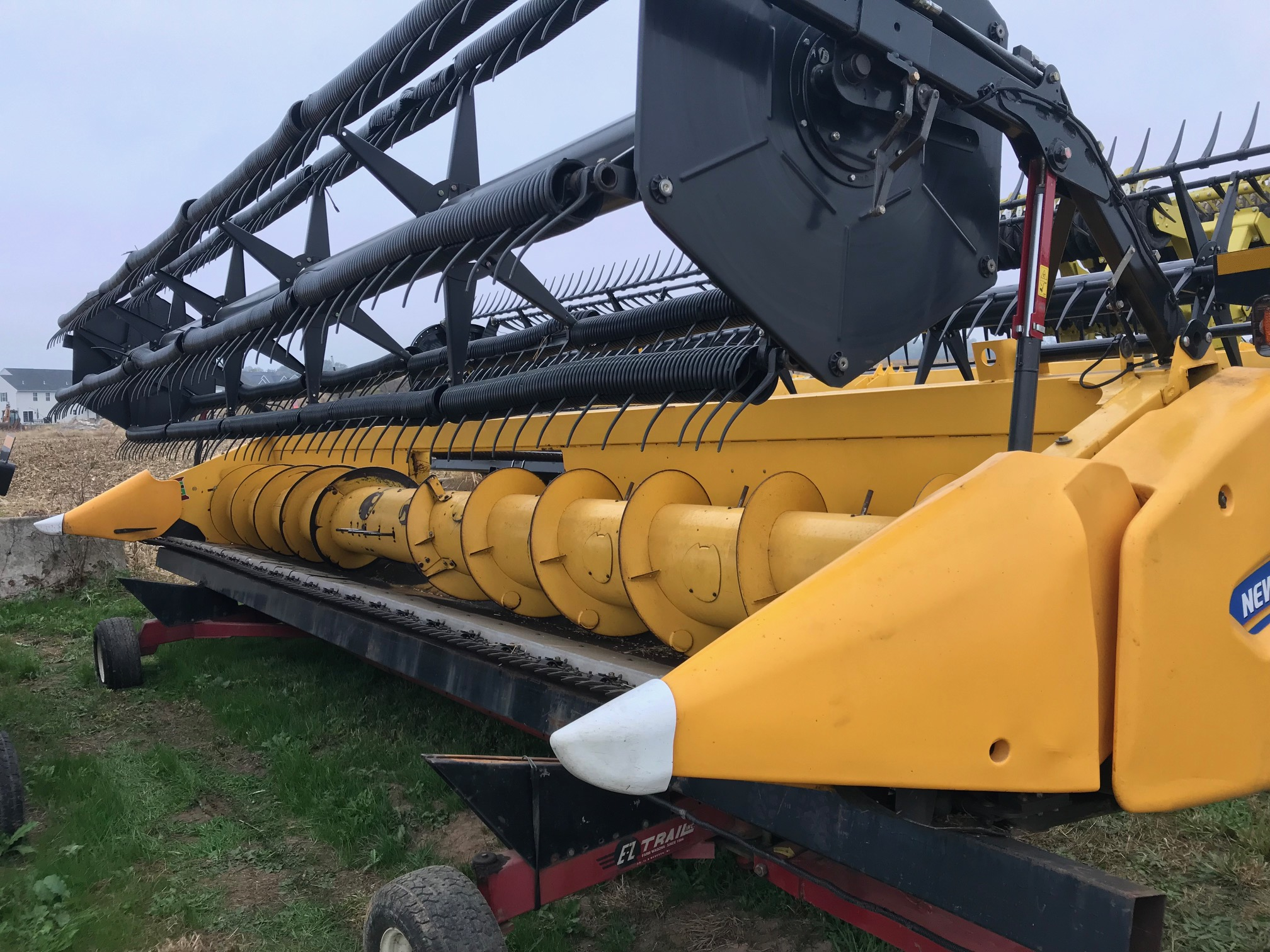 Used NEW HOLLAND 740CF-25 $25,000.00