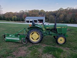 John Deere 850 used picture