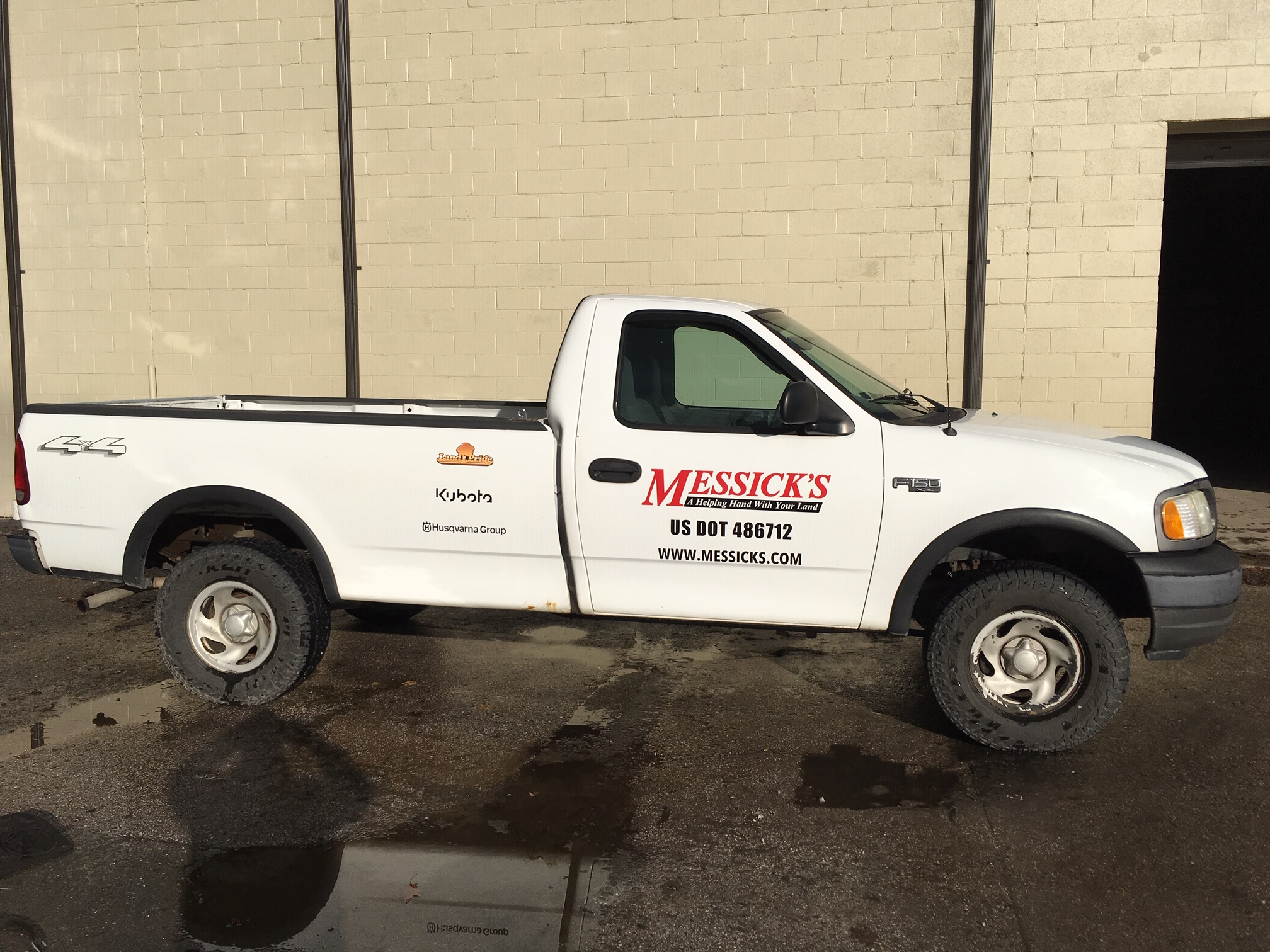 Used FORD F150 $3,150.00