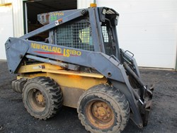 New Holland LS180 used picture