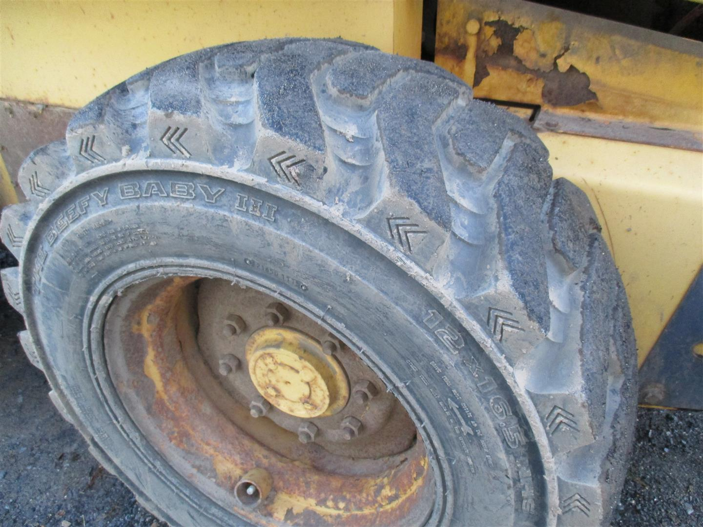 Used NEW HOLLAND LS180 $11,950.00