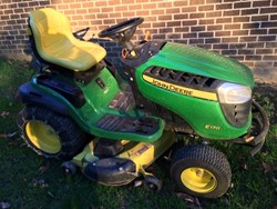 John Deere E 170 used picture