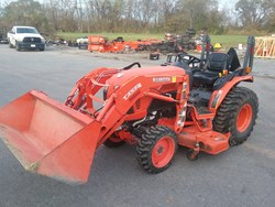 Kubota B2650 used picture