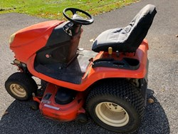 Kubota GR2000G used picture
