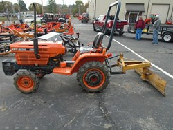 Kubota B6200D used picture