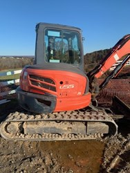Kubota U55R3AP used picture