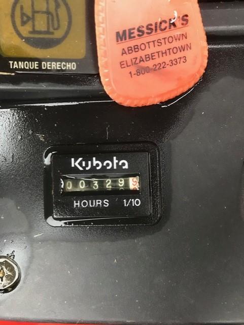 Used KUBOTA ZD331P72 $9,450.00