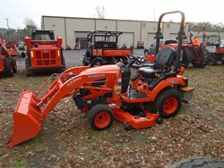 Kubota BX2380TV60 used picture