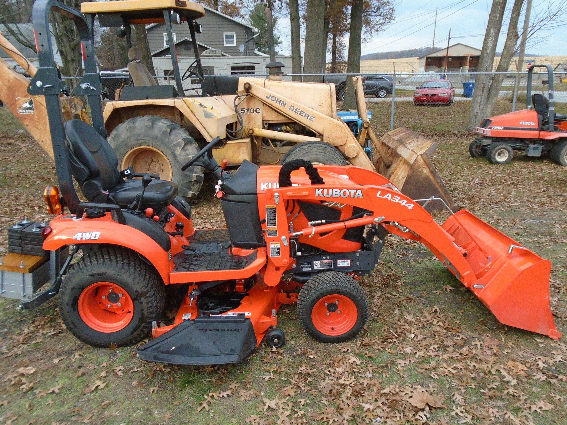 Used KUBOTA BX2380TV60 $13,500.00