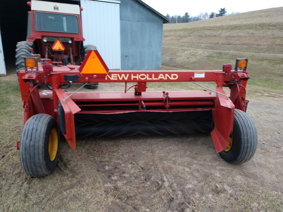Used NEW HOLLAND 1411 $11,600.00