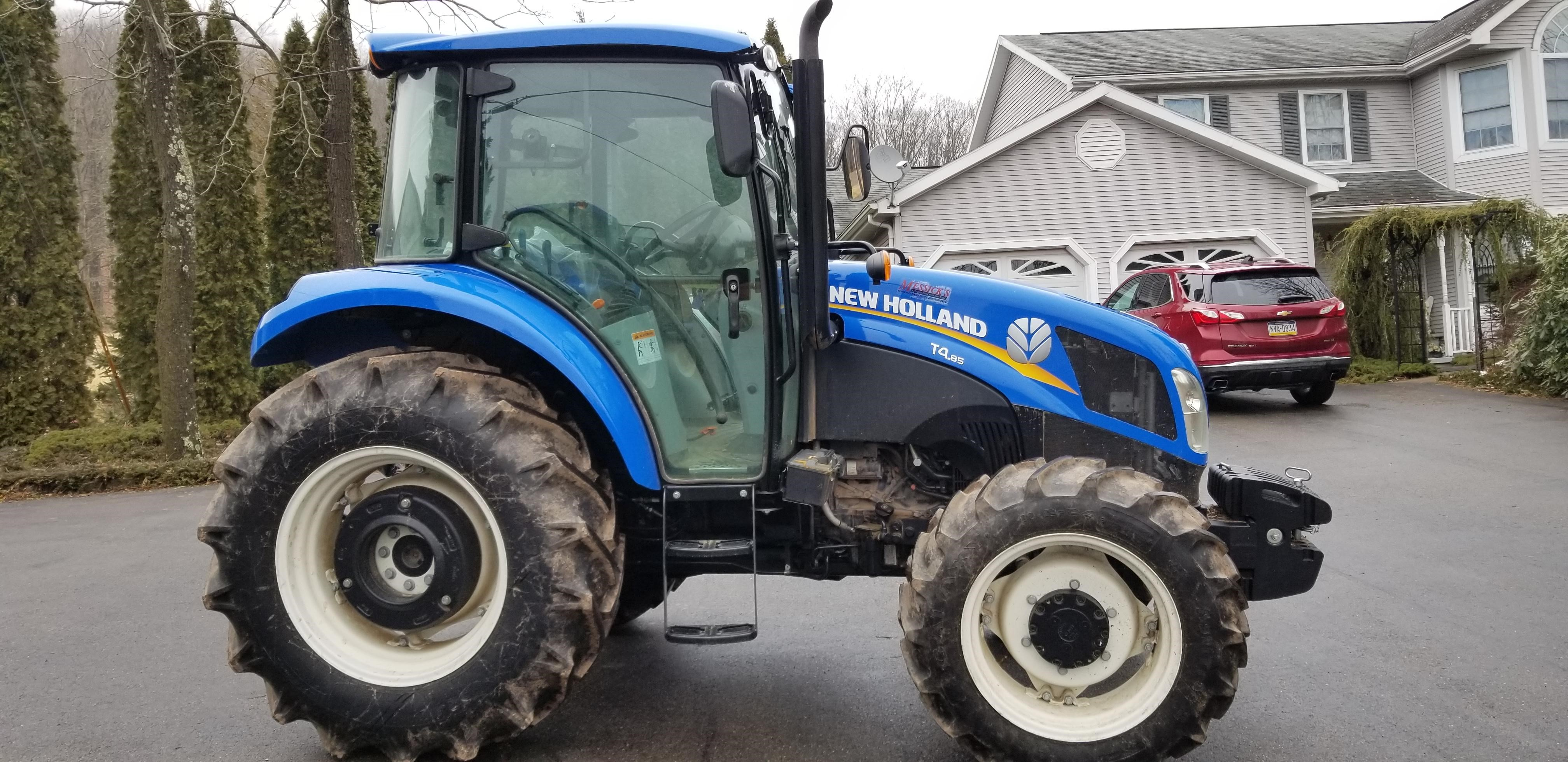 Used NEW HOLLAND T4.85 $29,950.00