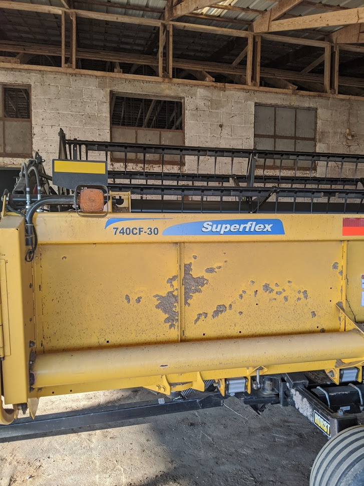 Used NEW HOLLAND 740CF-30 $25,900.00