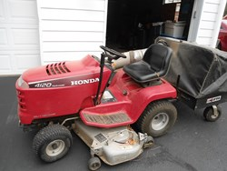 Honda 4120 used picture