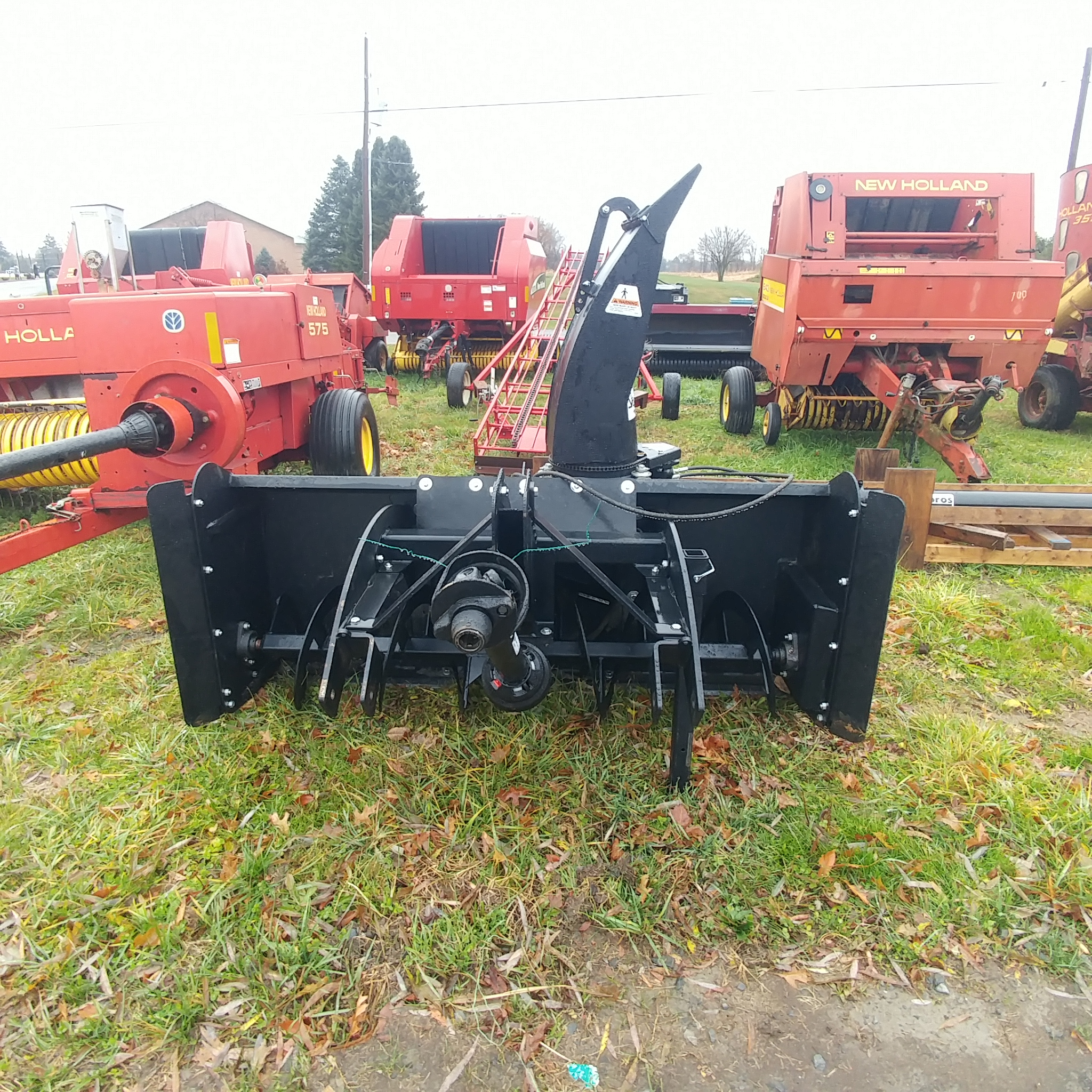 Used QUICK ATTACH 725RP $2,950.00