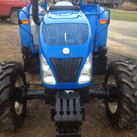 Used NEW HOLLAND T4.75 $25,900.00