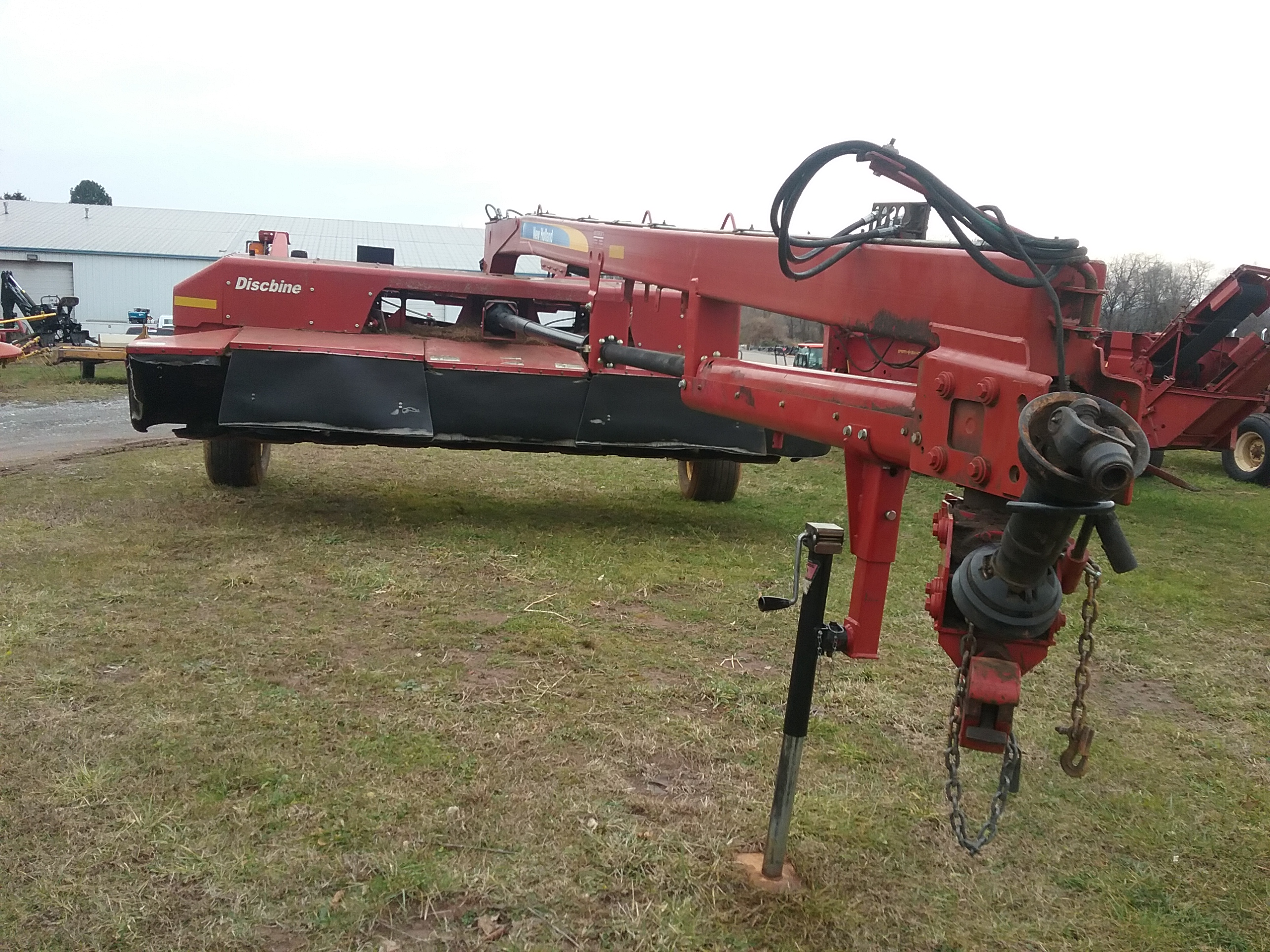 Used NEW HOLLAND H7450N300 $14,900.00