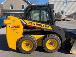 New Holland L216-T4B used picture