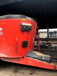Kuhn VT144 used picture