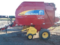 New Holland 7060NN300 used picture