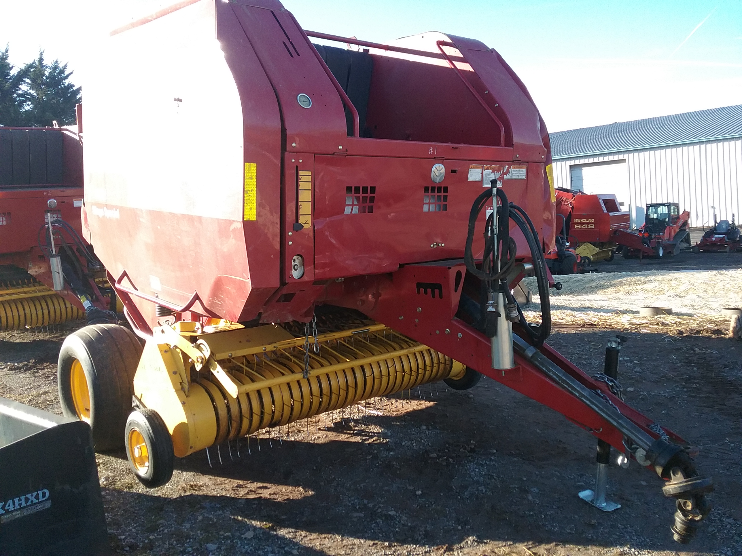 Used NEW HOLLAND 7060NN300 $13,500.00