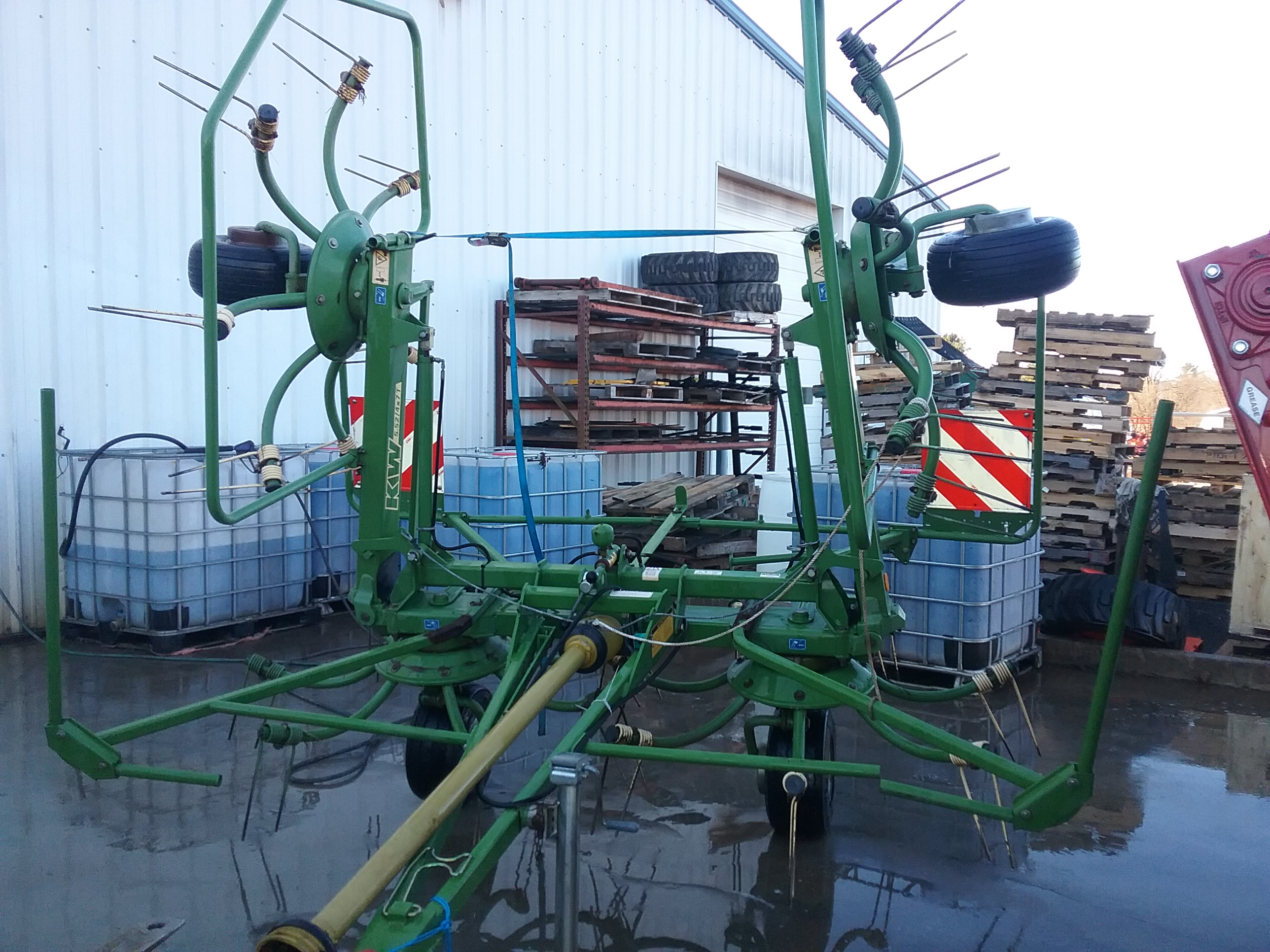 Used KRONE KW552TH $6,250.00