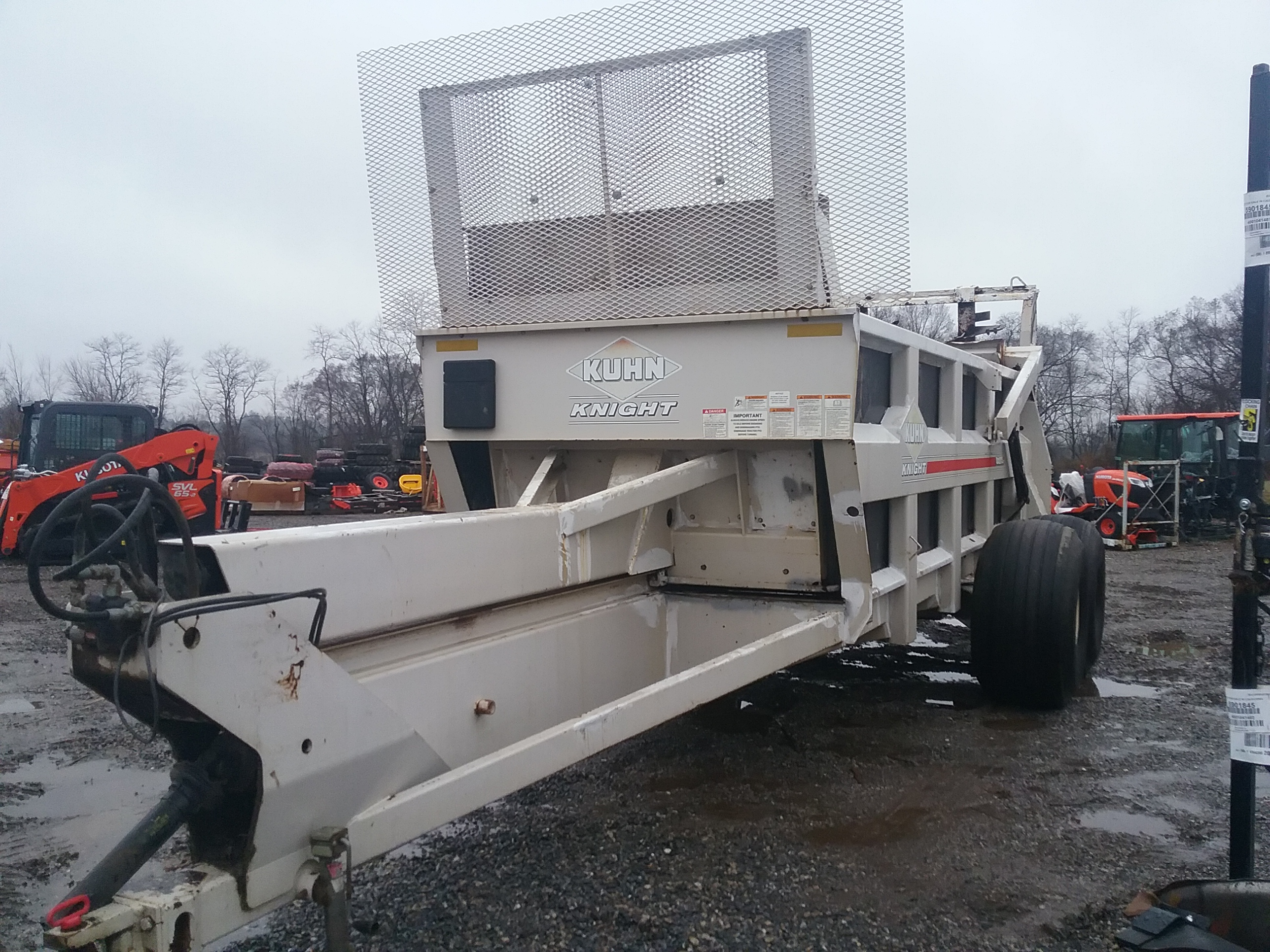 Used KNIGHT 2054 $23,900.00