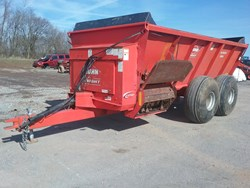 Kuhn 8124 used picture