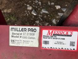 MILLERPRO 1000 GAL