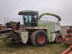 CLAAS 860