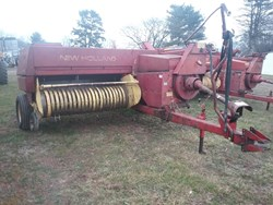 Used New Holland 320