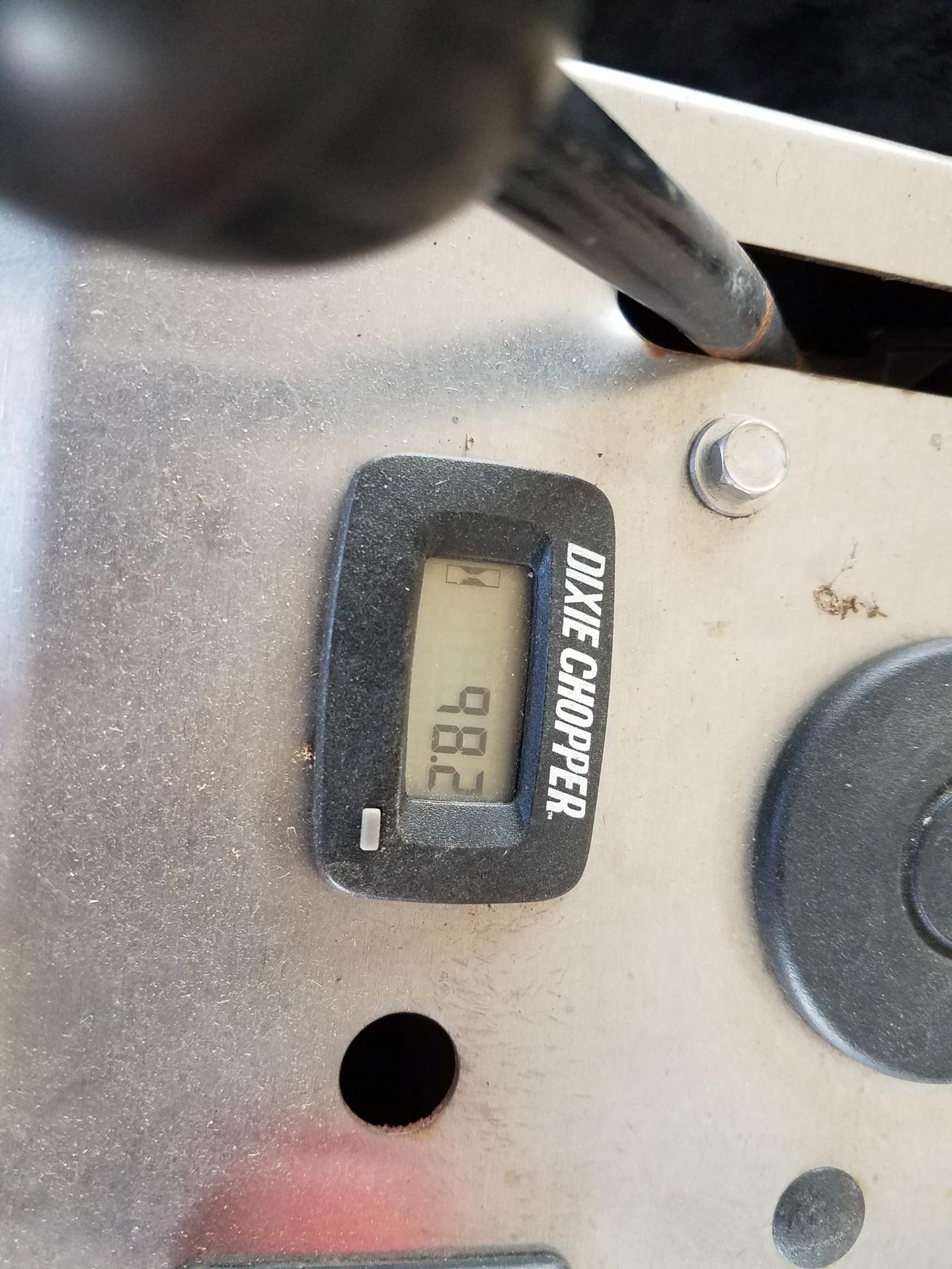 Used DIXIE CHOPPER SILVER EAGLE 2960 EFI $5,695.00